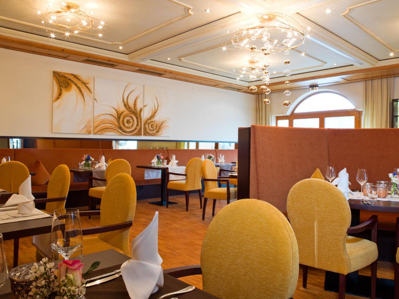 Kamin Restaurant Landhotel Birkenhof Restaurant Oberpfalz