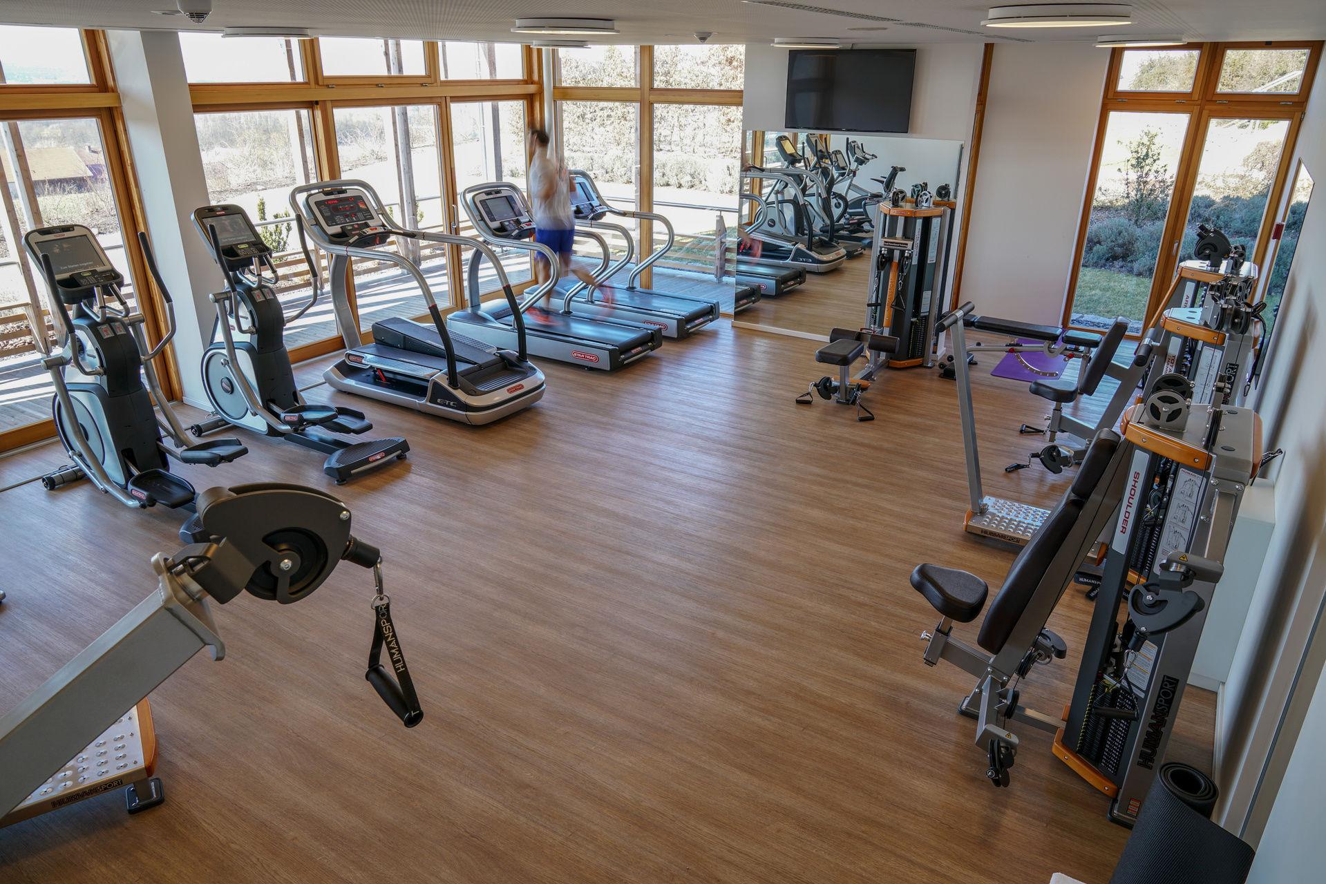 Fitnessstudio Bayern