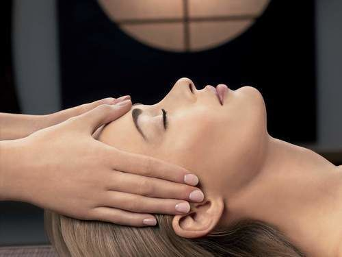 Head massage wellness Birkenhof Bavaria 4-star hotel