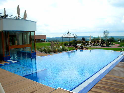 Pool Landhotel Birkenhof Bavaria wellness Bavarian Forest