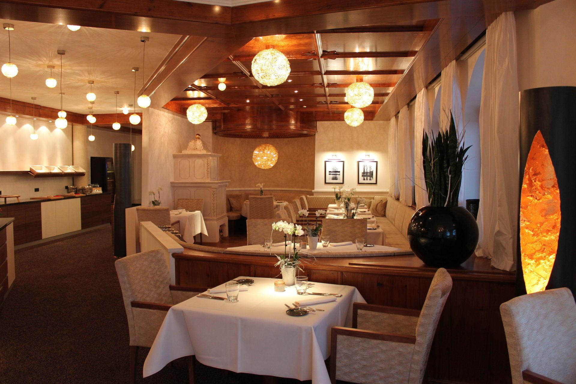 Restaurants Hotel Oberpfalzer Seenland Gourmetrestaurant Eisvogel