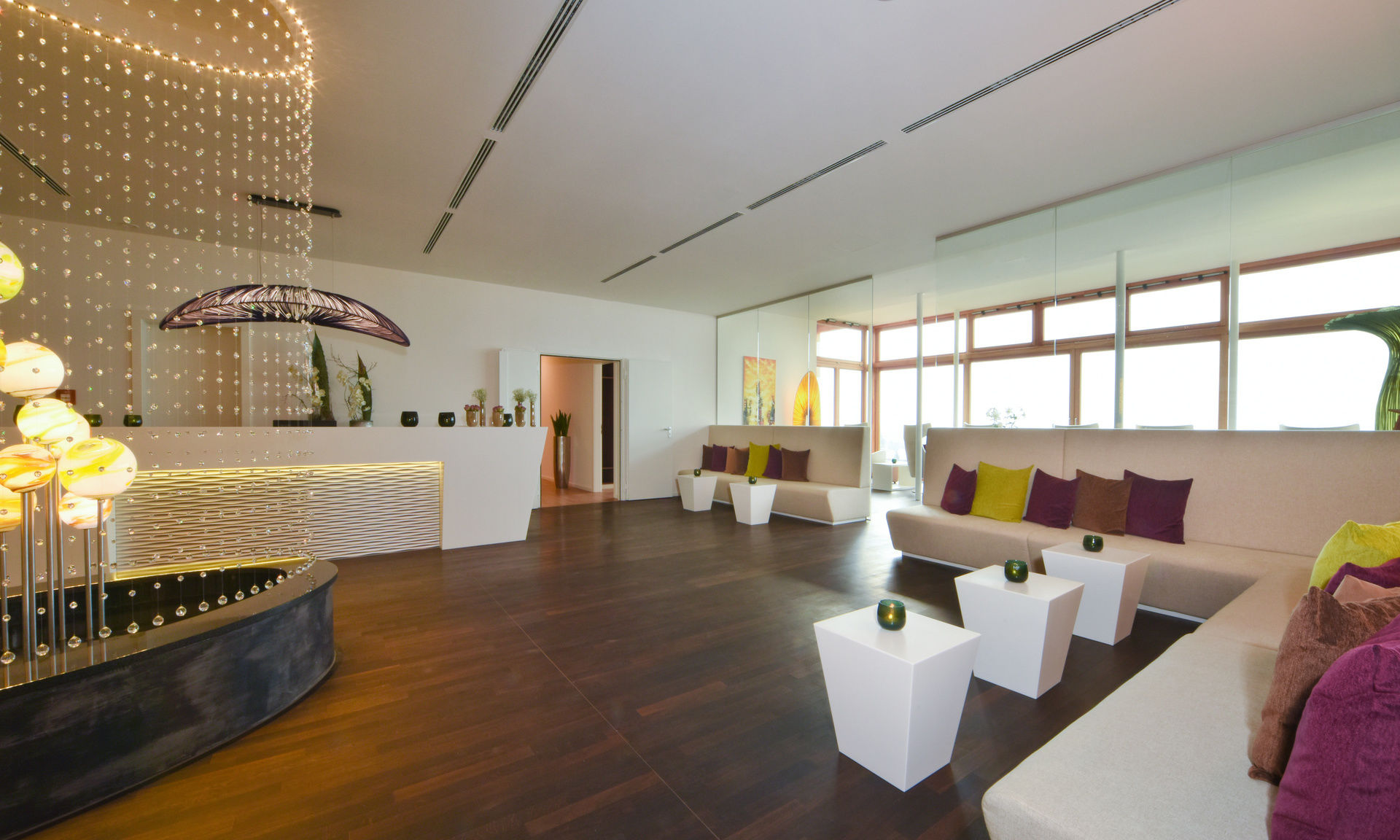 Spa area Wellnesshotel Birkenhof Bavarian Forest